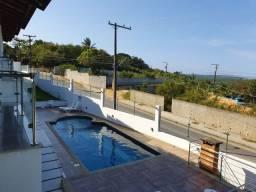 Casa duplex mobiliada e vista mar com 03 quartos a 700 metros do centro do Arraial -
