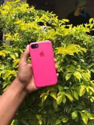 Troco iPhone 7 com 256 GB botão home off