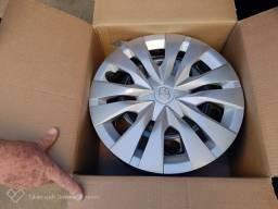4 rodas de ferro Yaris - Toyota