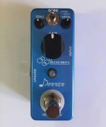 Pedal Donerr Blues Drive Guitarra