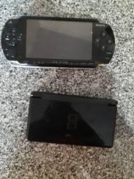Troco um psp e um Nintendo ds por um 3ds