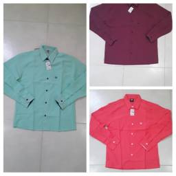 Vendo roupas camisas manga longa p m g gg e camisas gola polo cuecas calça social