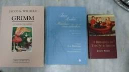 Literatura clássica estrangeira e dvd
