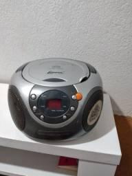 Radio Portátil Desapego
