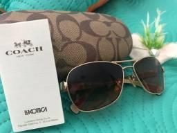 Óculos sol marca COACH feminino