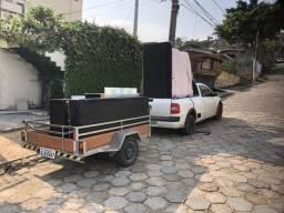 KTZ Fretes / Carretos / Viagens / Socorro Motos / Descarte de Moveis