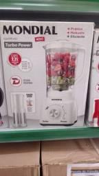 Líquidificador Turbo Power Mondial