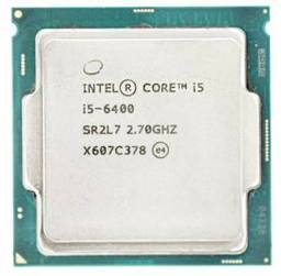 Processador Core i5 6400 socket 1151 ! Aceito Propostas !