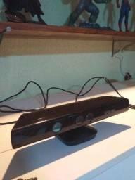 Kinect original Xbox 360 + 6 jogos