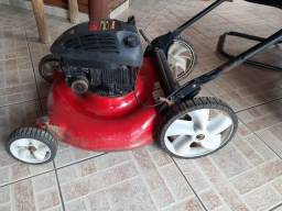 Cortador de grama a gasolina