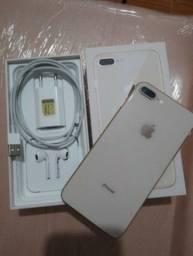 iPhone 8 Plus Vendo ou Troco