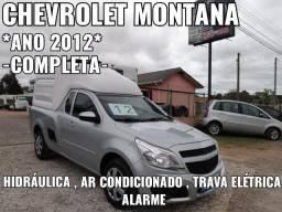 Montana Ls 1.4 2012/2012 Econoflex 8v 2p , Em Perfeito Estado De Conservação *Completa