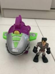 Boneco e veículo Transformers Rescue Bots Hasbro