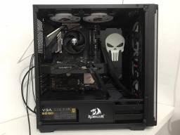 Computador Gamer Justiceiro, PC Gamer Justiceiro