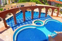 Aluguel Apartamento Caldas Novas 31/10 a 02/11 - R$450,00