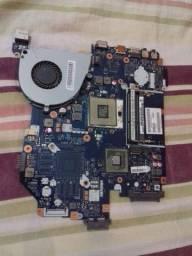 Placa mãe Acer 5260 usada