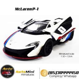 Miniatura Mclaren P1
