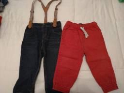 Lote de roupas menino - 24 meses - 20 peças