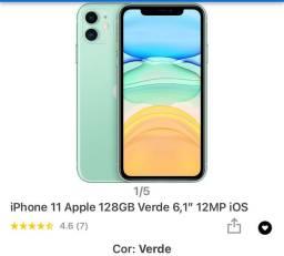 IPhone 11 128G Verde