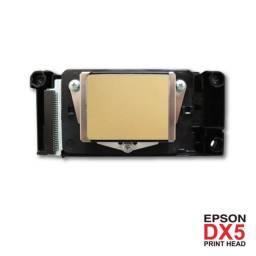 Cabeça de impressão Dx5 Desbloqueada Solvente
