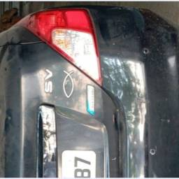 Nissan Versa SV 1.6 2012/2013 R$18.500,00 - 46.000 Km