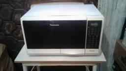 Forno de microondas Panasonic 26 lts 110wts leia o anúncio