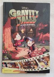 Livro Gravity Falls