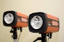 Iluminação para Estúdio Fotográfico