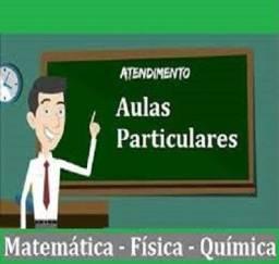 Aulas de Reforço Escolar- Matemática, Química, Física