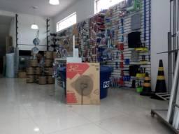 Passo ponto comercial- loja de materiais elétricos e hidráulicos