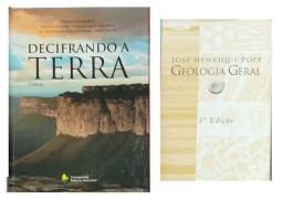Decifrando a Terra e Geologia Geral