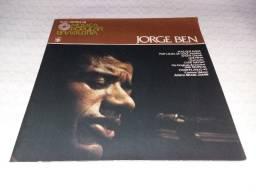 Disco de vinil Jorge Ben - Nova História da Música Popular Brasileira
