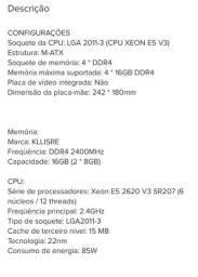 Kit Gamer x99