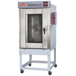 Forno Turbo Tedesco FTT-300 trifásico -10 esteiras - Novo leia a descrição