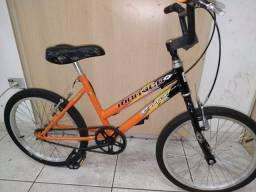 Bicicleta cross Mônaco aro 20