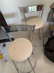 Vende-se cadeira de balcão