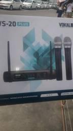 Vende microfones novos 3 meses garantia