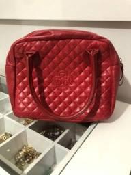 Bolsa Capodarte vermelha