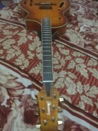 Ibanez Montage (violão e guitarra num só instrumento)
