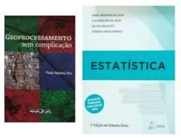 Geoprocessamento sem complicação e Estatística