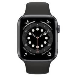 Apple Watch serie 6 GPS + Celular lançamento 44mm