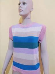 Camisa lindas em tricô