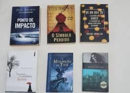 Livros conservados