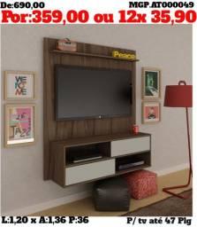 Promoção de Maringa - Painel de televisão Largura 1,20 - Direto da Fabrica