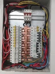 """Eletricista """"Instalação e Manutenção"""" 3x no cartão"""