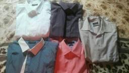 Camisas de manga longa
