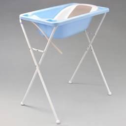 Banheira acqua trio galzerano azul