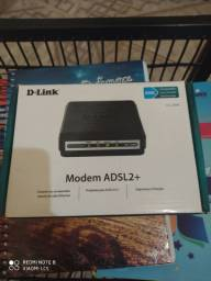 Modem D Link ADSL2+