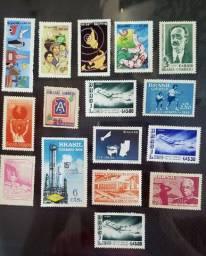 Selos Novos Variados - stampHouse