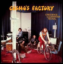 "Vinil(Lp) do Creedence ""Cosmos Factory"". Superconservado"